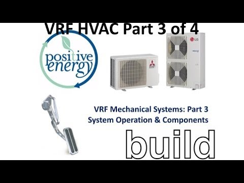 High Performance HVAC - VRF Part 3 of 4