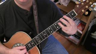 Avril Lavigne Complicated Cover Acoustic Guitar Lesson 1