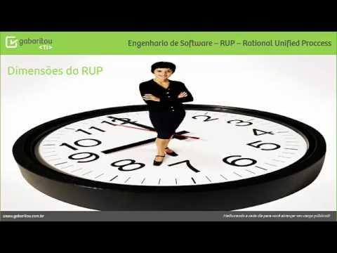 RUP - Rational Unified Process (com questões de concursos)