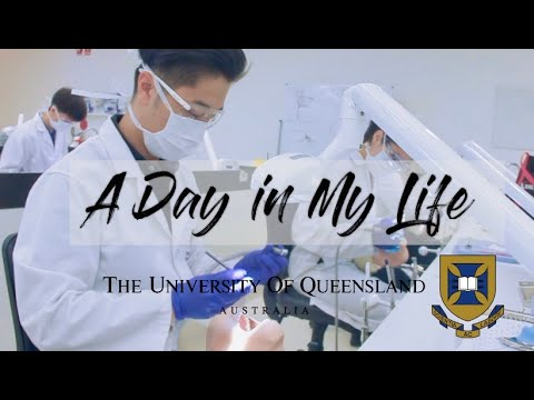 A Day In My Life At University Of Queensland (UQ) // Dental School
