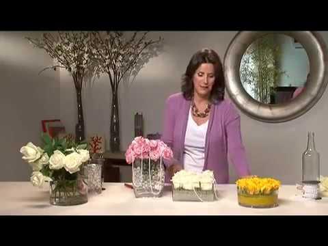 סידור פרחים מודרני ומעצב-איריס רוזין -עיצוב פלוס