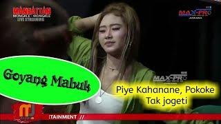 Viral story WA & IG Goyang Mabuk | Ririn Mungil | MANHATTAN