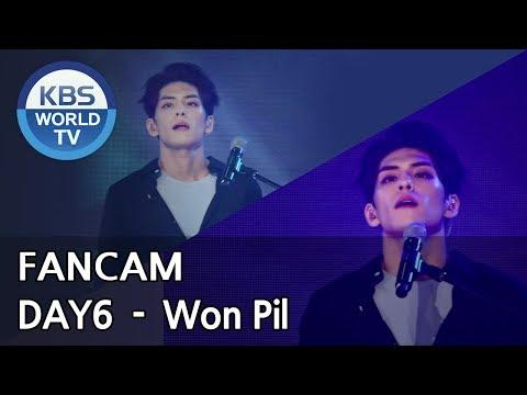 [FOCUSED] DAY6's Wonpil - Shoot Me[Music Bank / 2018.06.29]