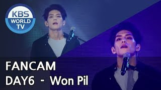 [FOCUSED] DAY6's Wonpil - Shoot Me[Music Bank / 2018.06.29]