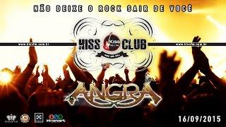 KISS CLUB - ANGRA - 16/09/2015