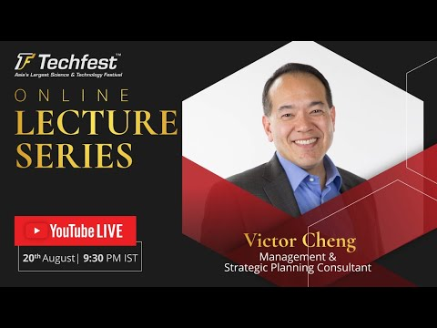 Acing Case Interviews with Victor Cheng | Online Lecture Series | Techfest, IIT Bombay