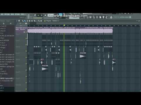 Tu Cheez Badi Hai Mast Mastmy hard mix DJ RAJIB