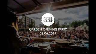 the studio338 garden opening