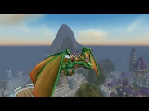 Flying the  Emerald Drake (Awake the Drakes ACHIEVEMENT)