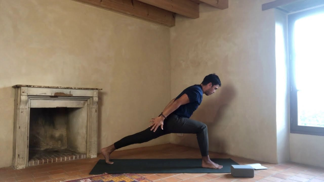 Vinyasa Yoga for Toning (40 mins)