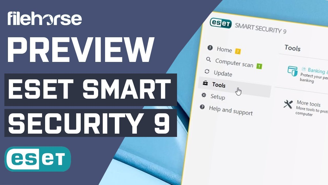 ESET Smart Security 9 - The all-in-one security solution for Windows - Download Software Preview