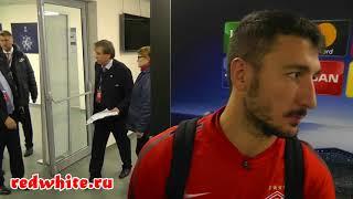 Сальваторе Боккетти после матча Спартак - Ливерпуль 1:1