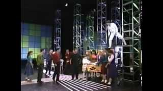 "Original Broadway Cast of ""The Who"