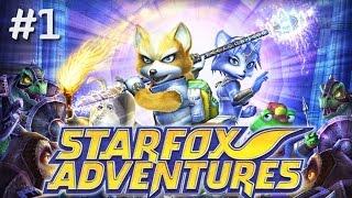 Starfox Adventures | Episode 1 - Let