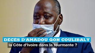 Décès d'Amadou Gon Coulibaly : la Côte d'Ivoire dans la tourmente ?