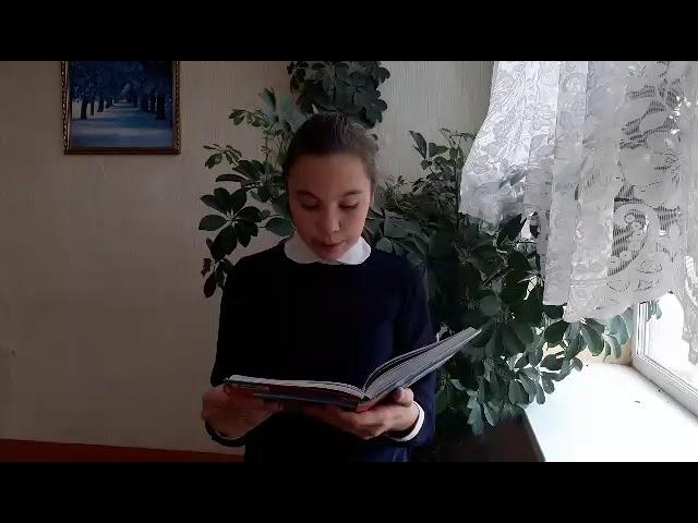 Изображение предпросмотра прочтения – СветланаЛабузова читает произведение «Му-Му» И.С.Тургенева