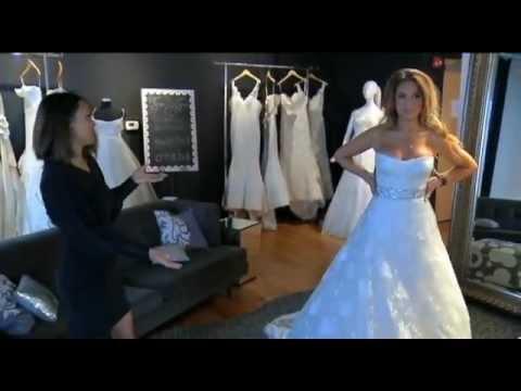 Jessie james decker wedding bridesmaids dresses