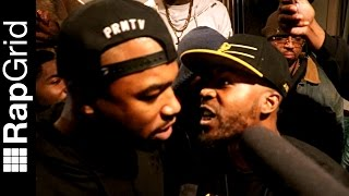 "Tay Roc vs Serius Jones Heated Argument: ""You F*cking Suck, Keep It Real!"" 