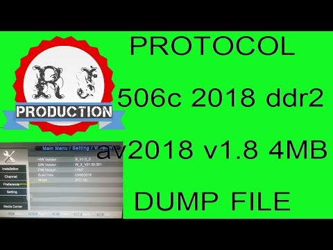 1506 receiver new software 2018 - Myhiton