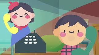 Kwentong Pambata: Si Juan at ang Umagang Maulan (Children's Short Story, Filipino)