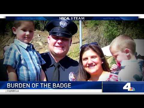 NBC's PTSD In Law Enforcement Report