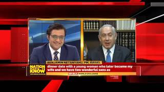 Arnab talks to Israel PM Netanyahu | Republic TV