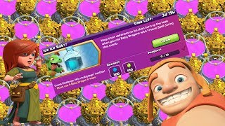 ICE ICE BABY!!! Clash of Clans Baby Dragon Event