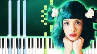 Melanie Martinez - Wheels on the Bus (Piano Tutorial Easy) By MUSICHELP