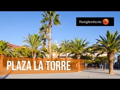 Torre de la Horadada town square