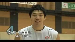日本代表インタビュー-第28回FIBA アジア男子バスケ選手権