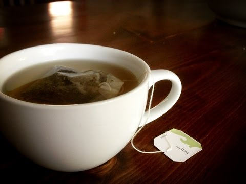 How many pesticides are in your cup of tea?