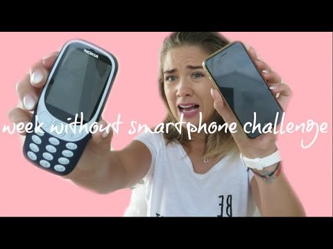 WEEK WITHOUT SMARTPHONE challenge - Debela Barbara