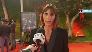 La regista alla festa del cinema di roma per premiere 'maledetta primavera', il suo primo film finzione elisa amoruso. leggi qui https://www.dire...