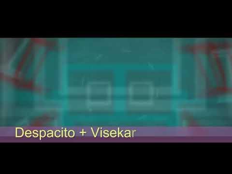 Despasito and visekari dance mushup sinhala version