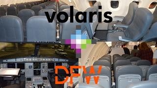 TRIP REPORT: Volaris | Dallas/Fort Worth (DFW) to Guadalajara (GDL) | A320 | Y4 893 | Economy