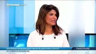 Lara-Scarlett Gervais : Sensibiliser les jeunes pour sauver le patrimoine culturel