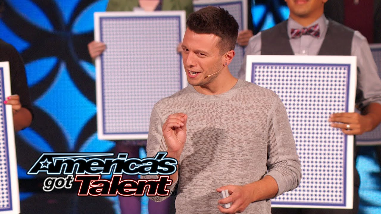Mat Franco: Mind-Blowing Performance From Last Magician ...