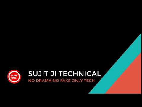 My New Intro For Sujit Ji Technical