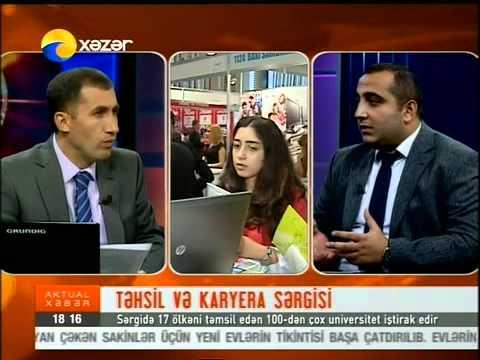 Education & Career 2013 TV News XezerTV