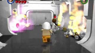 LEGO Star Wars II Campaign Part 1, Segment 1