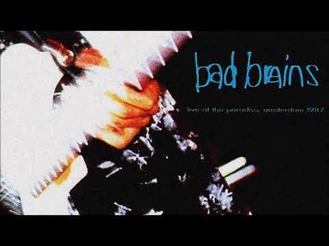Bad Brains - Live at the Paradiso, Amsterdam, 28th May 1987 mp3