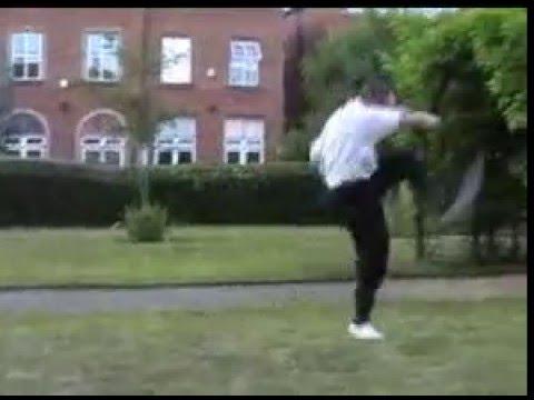 Shaolin Kung Fu Master YanXin