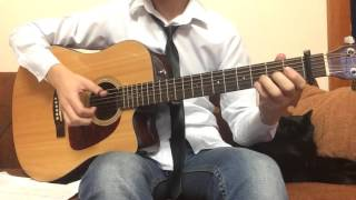 (Guitar Cover) Sam Smith-Stay With Me