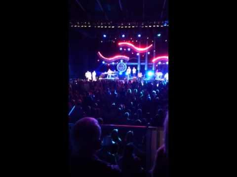 Joss Stone at Jazz a Juan 2014 singing live