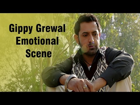 Gippy Grewal Emotional Scene - Jatt James...