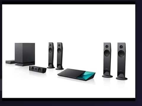 home theater wireless. sony bdv-n7100w 5.1 channel 3d blu-ray disc home theater system with wireless rear speakers d