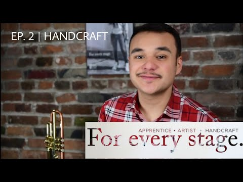 "BAC For Every Stage | Ep 2  ""Handcraft"""