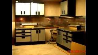 Stanley Workshop Wall Cabinet Garage Improvements