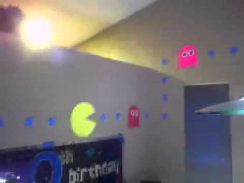 Pac Man Party Decorations