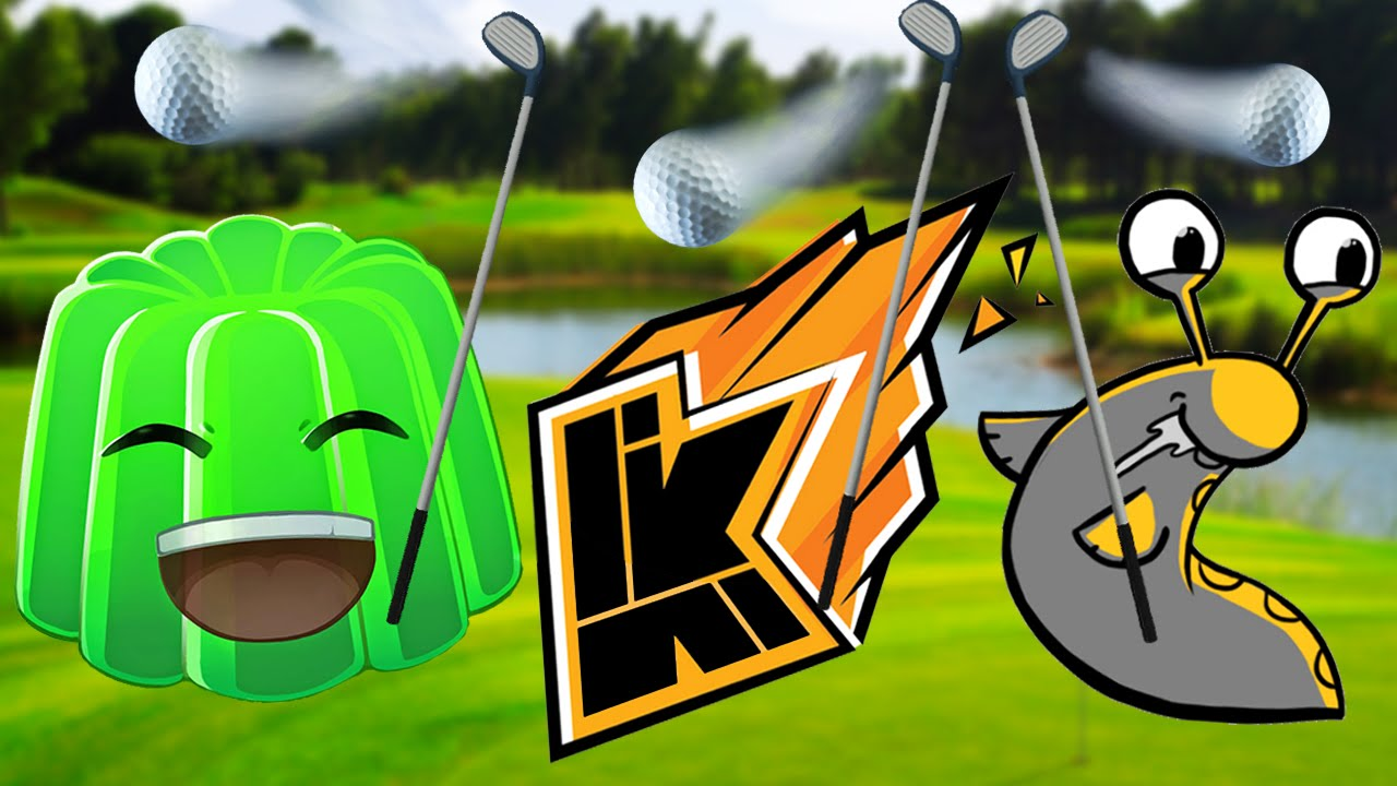 GOLF WITH FRIENDS! | Doovi Golf With Friends
